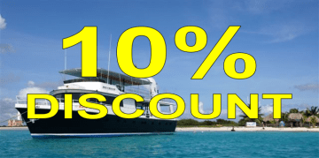 Free discount coupon Mermaid Boat Trips