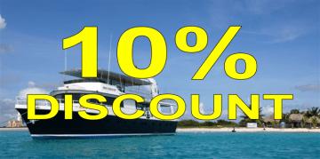 Discount Coupon Mermaid Boat Trips