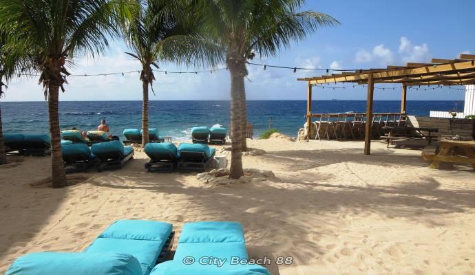Beaches curacao topless nudu beach