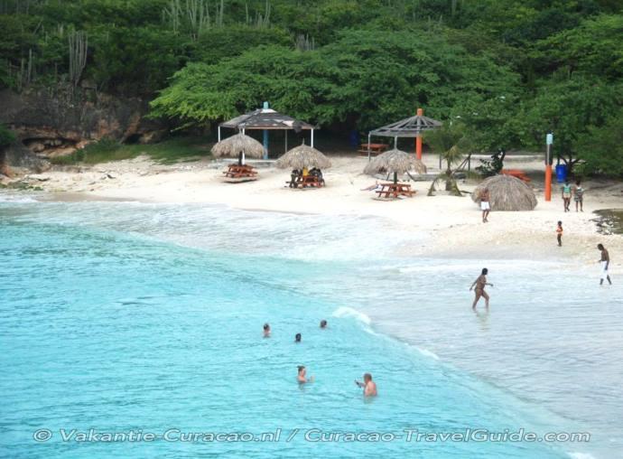 Playa Kenepa Grandi Knip Beach