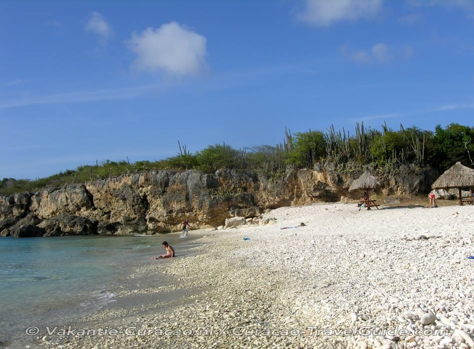 Curacao Little Knip Beach Playa Kenepa Chiki