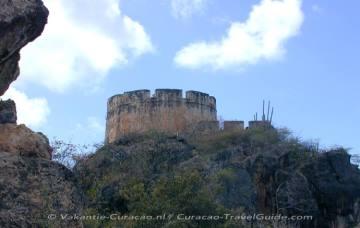 Front View Fort Beekenburg