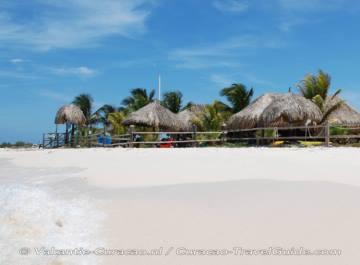 Beach Hut of Mermaid Boat Trips