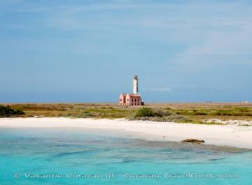 Lighthouse of Klein Curacao