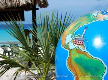 Location Klein Curacao