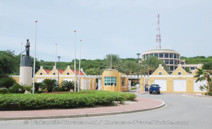 Central bank of Curacao and Sint Maarten