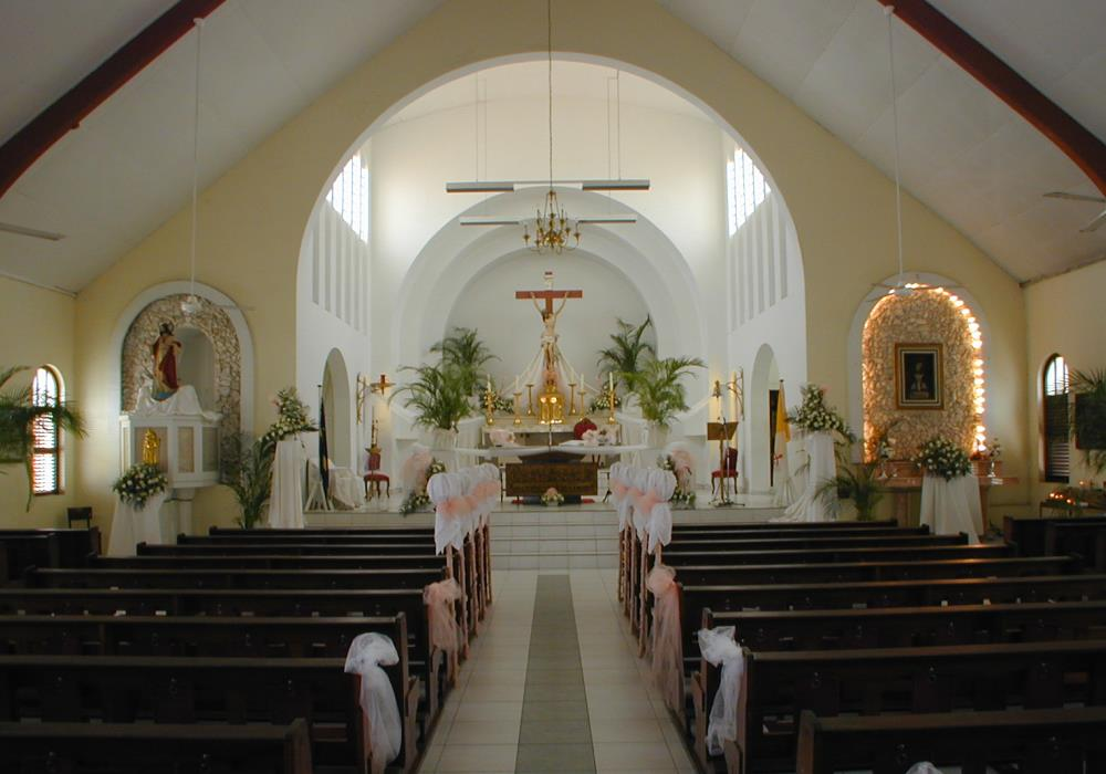 Curacao Churches And Religions