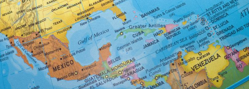 Carousel Island Caribbean Map Where is Curacao located on the map? Geography this Caribbean Isl